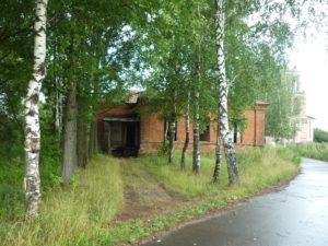 Вероятно, бывшая церковно-приходская школа в с. Хонятино Коломенского уезда.